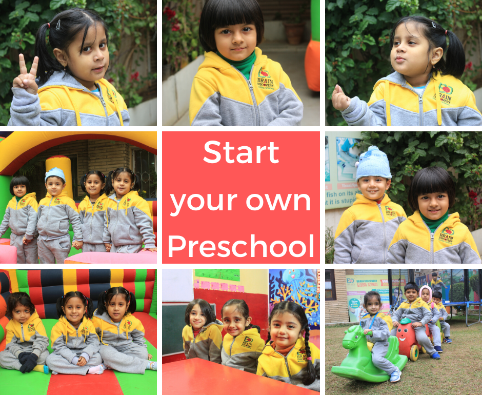 play school franchise in noida