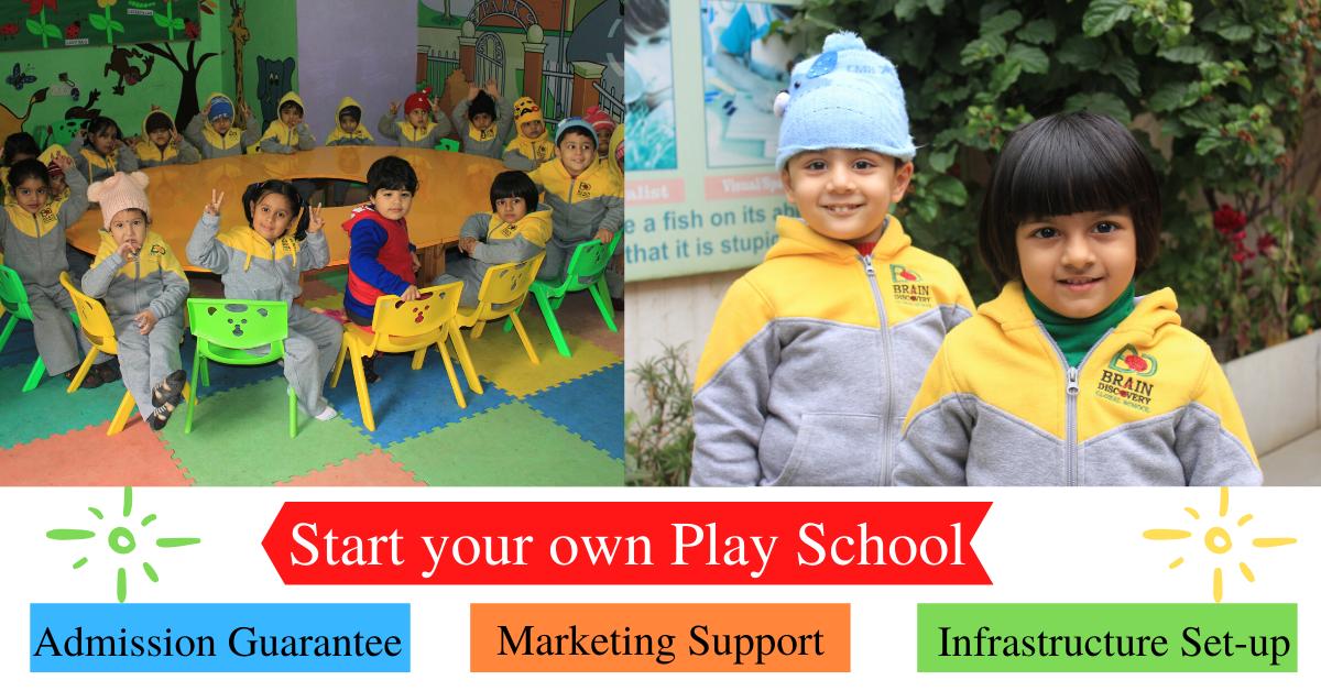 play school registration process