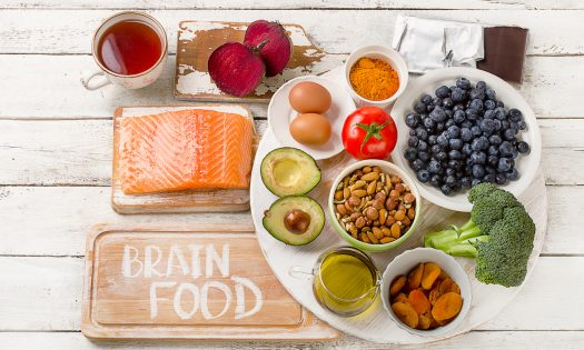 best food for brain growth